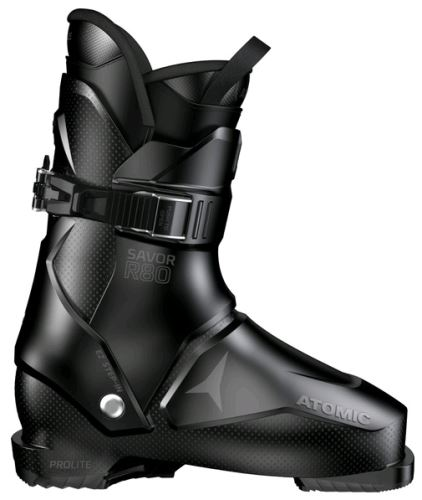 ATOMIC SAVOR R80 Black/Anthracite
