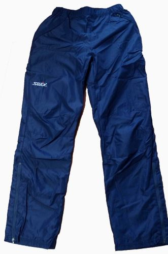 SWIX Classic wind pants women modrá tmavá