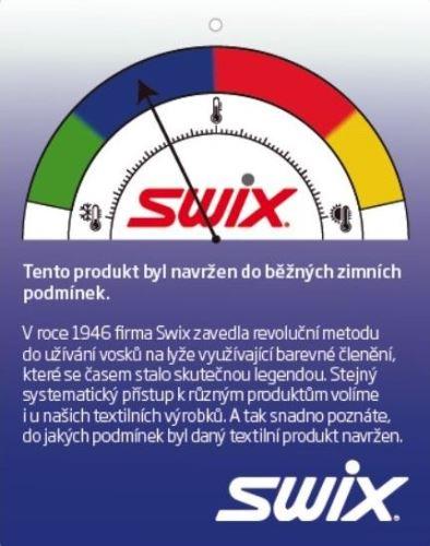 SWIX Decibel jkt. mens black vel. S