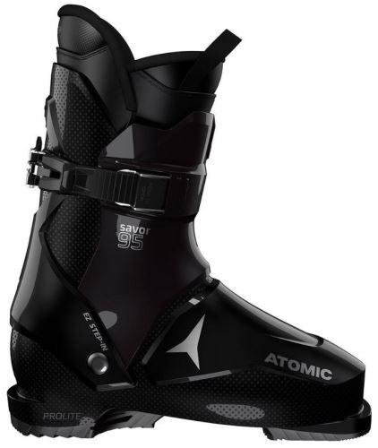 ATOMIC SAVOR 95 W Black/Dark Purple