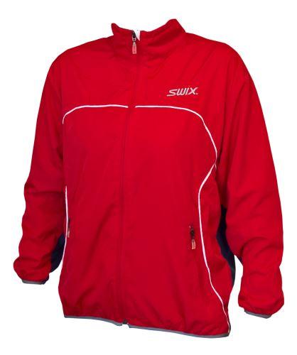 SWIX Cruiser JR jacket red