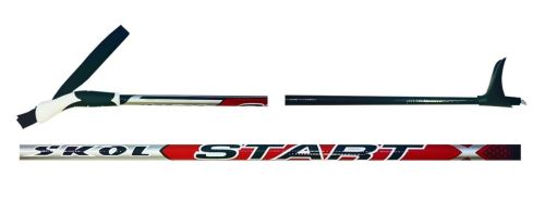 SKOL Start RED (125-160 cm)
