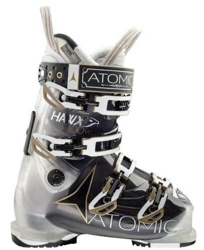 ATOMIC HAWX 100 W Crystal/Transparent Black 15/16 vel. 225