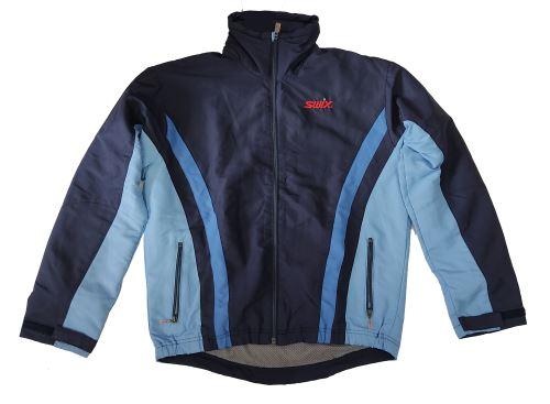 SWIX Team JR jacket blue