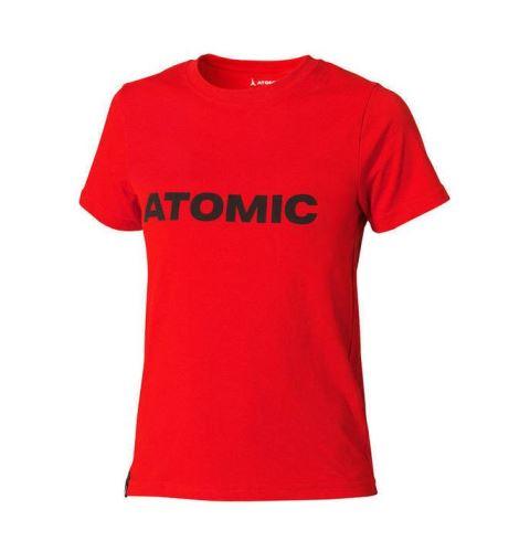 ATOMIC ALPS KIDS T-Shirt Bright Red
