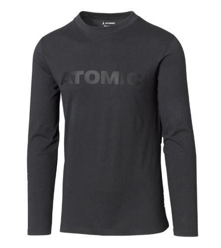 ATOMIC ALPS LS T-Shirt Black