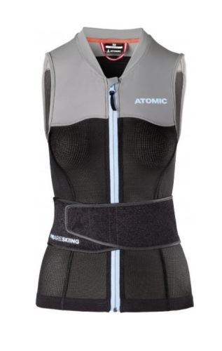 Atomic LIVE SHIELD Vest W Black/Grey