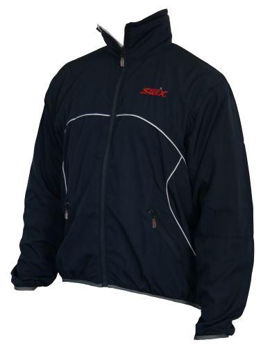 SWIX Cruiser jacket Man modrá tmavá