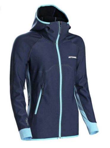 ATOMIC W BACKLAND WS Jacket Ombre Blue