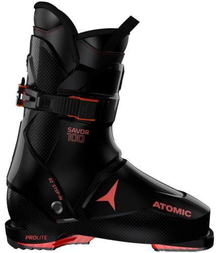 ATOMIC SAVOR 100 Black/Red