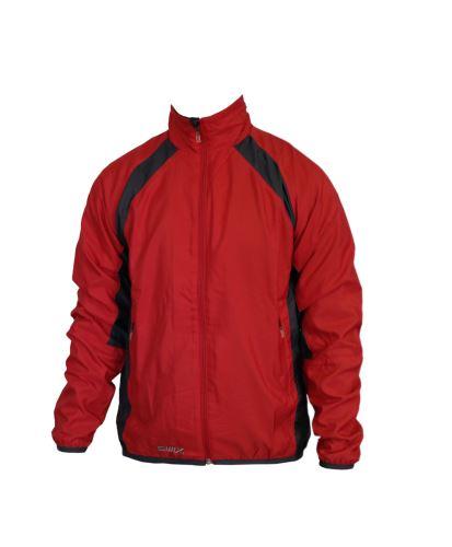 SWIX Cruiser jacket Man red