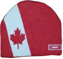 čiapka SWIX Canada red vel. 58